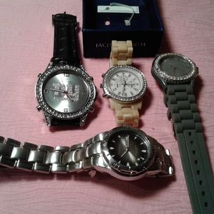 Accessories - Lot of 4 Assorted Brand Watches